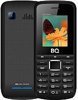 Мобильный телефон BQ One Power BQ-1846 (черный/синий) -