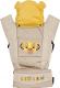 Эрго-рюкзак Polini Kids Disney Baby Король Лев с вышивкой (бежевый) -