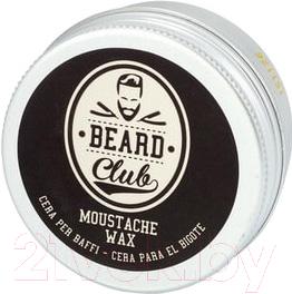 Купить Воск для укладки бороды Beard Club, Moustache Wax для усов (30мл), Италия