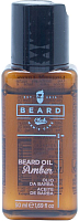 Масло для бороды Beard Club Янтарное (50мл) -