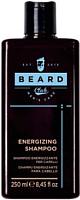 Шампунь для бороды Beard Club Бодрящий тонизирующий обогащенный таурином и сандалом (250мл) -