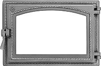Дверца печная Везувий 230 (неокрашенная, без стекла) -