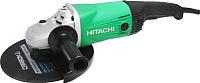Угловая шлифовальная машина Hitachi H-221165 -