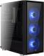 Корпус для компьютера AeroCool Quartz Blue -