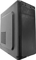 Корпус для компьютера Inter-Tech SL-500A L-01 Midi Tower 500W -