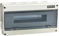 Бокс пластиковый КС ЩРН-ПГ 18-модульный IP65 -