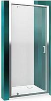 Душевая дверь Roltechnik Lega Line LLDO1/80 (хром/печатный узор/intimglass) -