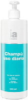 Шампунь для волос Interapothek Для ежедневного использования с дозатором (500мл) -