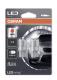 Комплект автомобильных ламп Osram 7705R-02B -