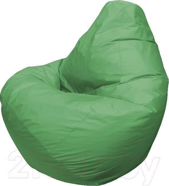 Купить Бескаркасное кресло Flagman, Груша Макси Г2.1-04 (зеленый), Беларусь, оксфорд