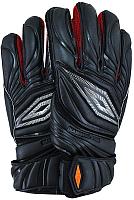 Перчатки вратарские Umbro Precision Glove 502945-137 (черный/белый/красный, р-р 11) -