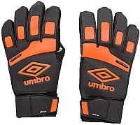 Перчатки вратарские Umbro Neo Cup Glove 20498U-36O (черный/оранжевый, р-р 11) -