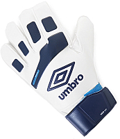Перчатки вратарские Umbro Neo Cup Glove 20498U-CIB (белый/темно-синий/голубой, р-р 11) -
