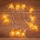 Светодиодная гирлянда Neon-Night Звезды 303-070 (1.2м, теплый белый) -