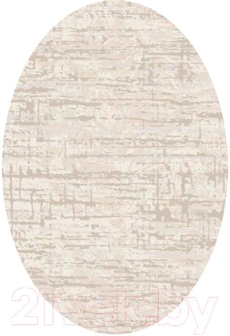 Купить Ковер OZ Kaplan, Maximillian Овал 07925B (1.5x3, кремовый), Турция