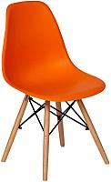 Стул Tetchair Secret De Maison Cindy Eames (дерево береза/оранжевый) -