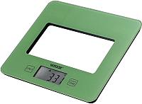 Кухонные весы Vitesse VS-615 (зеленый) -