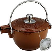 Заварочный чайник Vitesse VS-2329 (коричневый) -