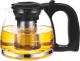 Заварочный чайник Vitesse VS-4005 (черный) -