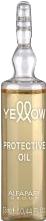 Купить Масло для волос Yellow, Защитное для кожи головы (13мл), Италия