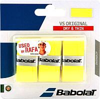 Овергрип Babolat VS Grip Original / 653040-113 (3шт, желтый) -