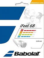 Струна для бадминтона Babolat IFeel / 241128-104-0.68 (10.2м, красный) -