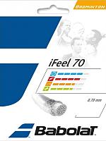 Струна для бадминтона Babolat IFeel / 241129-105-0.70 (10.2м, черный) -