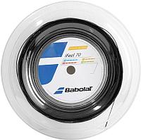 Струна для бадминтона Babolat IFeel / 243128-105-068 (200м, чёрный) -