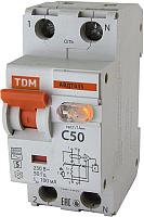 Дифференциальный автомат TDM SQ0202-0042 -