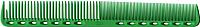 Расческа Y.S.Park YS-339 Green -
