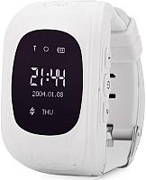 Умные часы детские Wonlex Q50 (белый) -