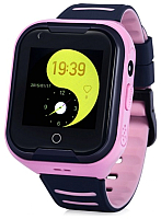 Умные часы детские Wonlex KT11 4G (розовый) -