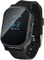 Умные часы детские Wonlex GW700/T58 (черный) -