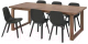 Обеденная группа Ikea Морбилонга/Одгер 293.050.72 -
