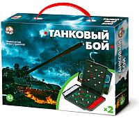 Настольная игра Десятое королевство Танковый бой мини / 2154 -