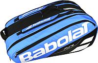 Сумка теннисная Babolat Rh X 12 Pure Drive / 751169-136 (синий) -