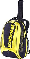 Рюкзак спортивный Babolat Backpack Pure Aero / 753074-191 (черный/желтый) -