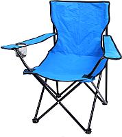 Кресло складное Sabriasport 901003 (голубой) -