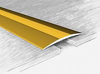 Порог КТМ-2000 3584-02 К 0.9м (золото) -