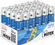 Комплект батареек Mirex R03 / LR03-B24 (24шт) -