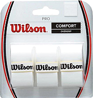 Овергрип Wilson Pro Overgrip / WRZ4014WH (3шт, белый) -