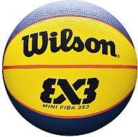 Баскетбольный мяч Wilson Fiba Replica / WTB1733XB (размер 3) -