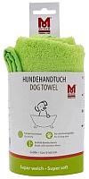 Полотенце для животных Moser 0092-6065 (зеленый) -