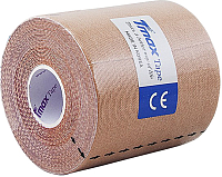 Кинезио тейп Tmax Extra Sticky Biege / 423914 (телесный) -