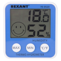 Метеостанция цифровая Rexant RX-108 / 70-0520 -