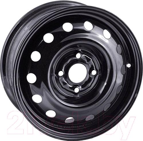 Купить Штампованный диск Trebl, X40006 15x6 4x100мм DIA 56.6мм ET 45мм Black, Китай