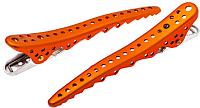 Набор зажимов для волос Y.S.Park Shark Orange (2шт) -