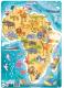 Пазл Dodo Африка / R300175 (53эл) -