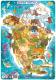 Пазл Dodo Северная Америка / R300177 (53эл) -