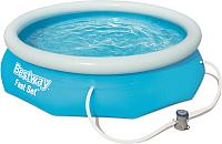 Надувной бассейн Bestway Fast Set 57270 (305x76) -